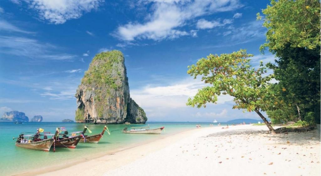 10 ที่เที่ยวสวยๆ ในกระบี่-ชายหาดอ่าวนาง