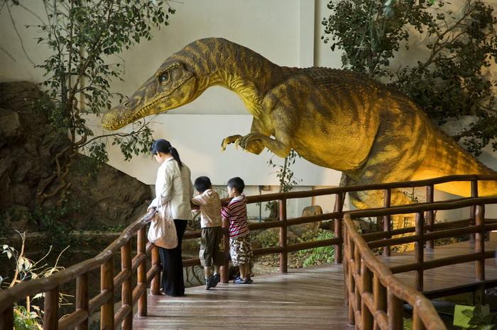 10 ที่เที่ยวสไตล์ขอนแก่น-พิพิธภัณฑ์ไดโนเสาร์ภูเวียง