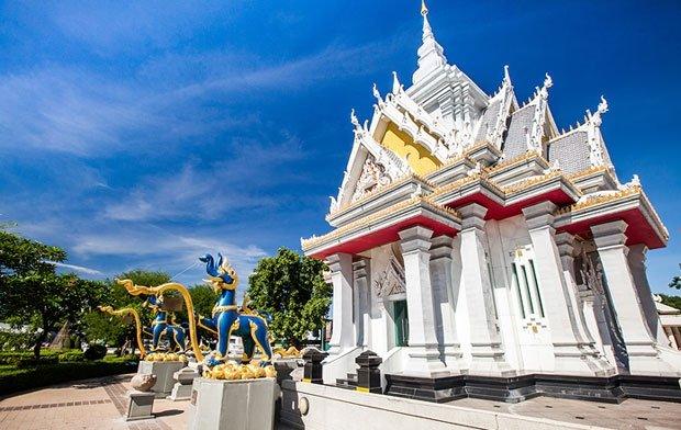 10 ที่เที่ยวสไตล์ขอนแก่น-ศาลหลักเมืองขอนแก่น