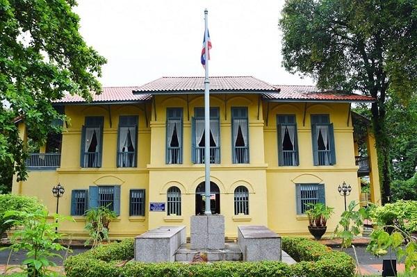 10 ที่เที่ยวห้ามพลาดในจังหวัดนครพนม-พิพิธภัณฑ์จวนผู้ว่าราชการจังหวัดนครพนม