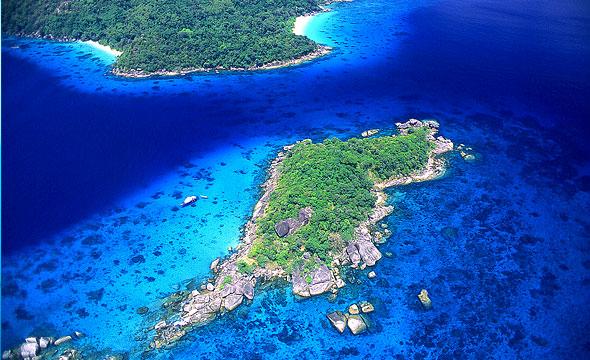 10 ที่เที่ยวเเสนชิลในพังงา-หมู่เกาะสิมิลัน