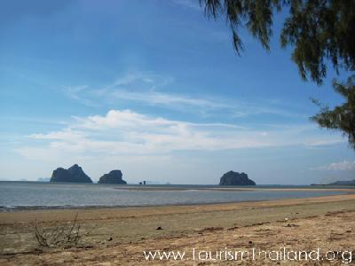 10 ที่เที่ยวเเสนสวยของตรัง-อุทยานแห่งชาติหาดเจ้าไหม