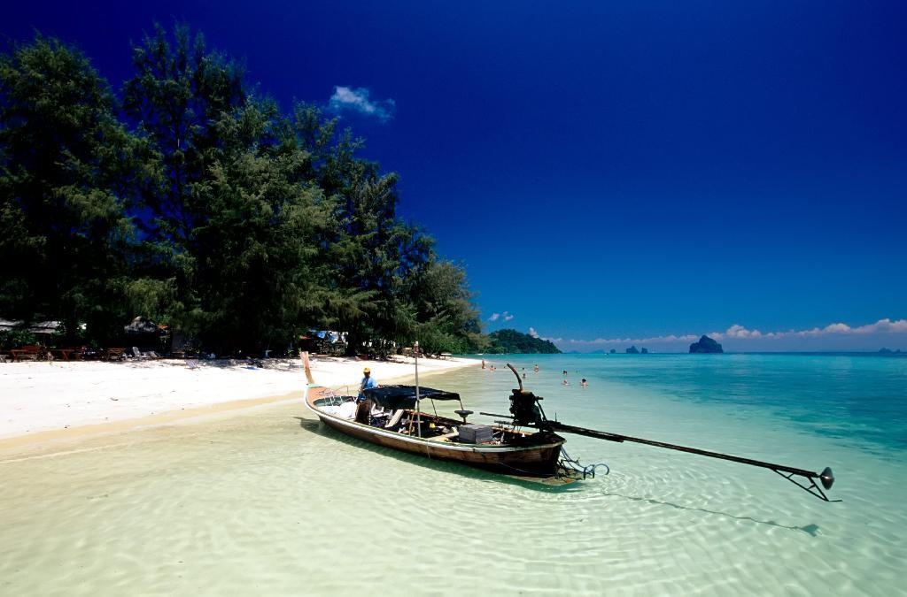 10 ที่เที่ยวเเสนสวยของตรัง-เกาะกระดาน