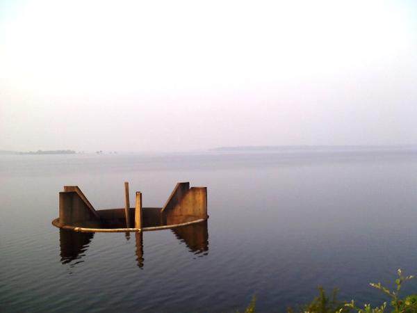 10 สถานที่ท่องเที่ยวสุดสวยของสกลนคร-เขื่อนน้ำอูน