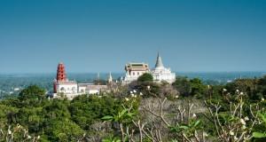 10 สถานที่เที่ยวสวยๆ ในเพชรบุรี-อุทยานประวัติศาสตร์พระนครคีรี